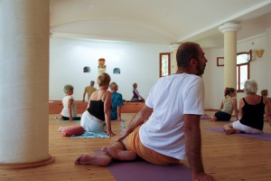 Lesvos Euphoria International Festival - Yoga
