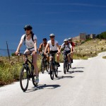 On your bike! Cycling around Lesvos