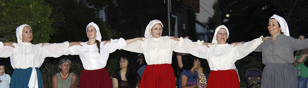 Molyvos Greek Dancing Association