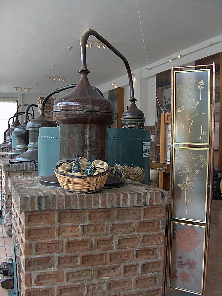 Ouzo - The Barbayannis Museum - LesvosLesvos
