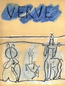 Teriade - Verve. Revue artistique et litteraire