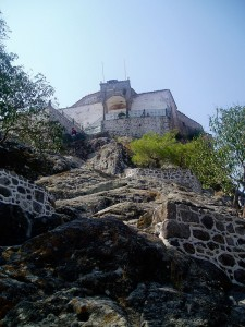 Petra, Panagia Glykofiloussa