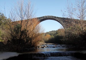 Kremasti Bridge © Lesvos Calendars