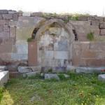 Mytilini Kastro - Ottoman Fountain
