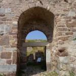 Mytilini Kastro - gateway