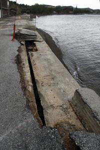 Storm Damage Eftalou