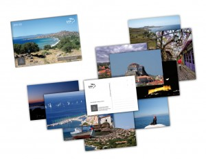 Aegean Regatta Postcards