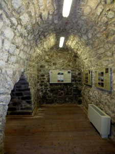 Visitor Centre at Molyvos Castle