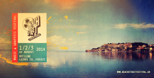 Beach Street Festival @ Mytilene Castle | Greece