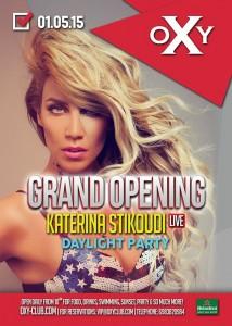 OXY Grand Opening @ Oxy