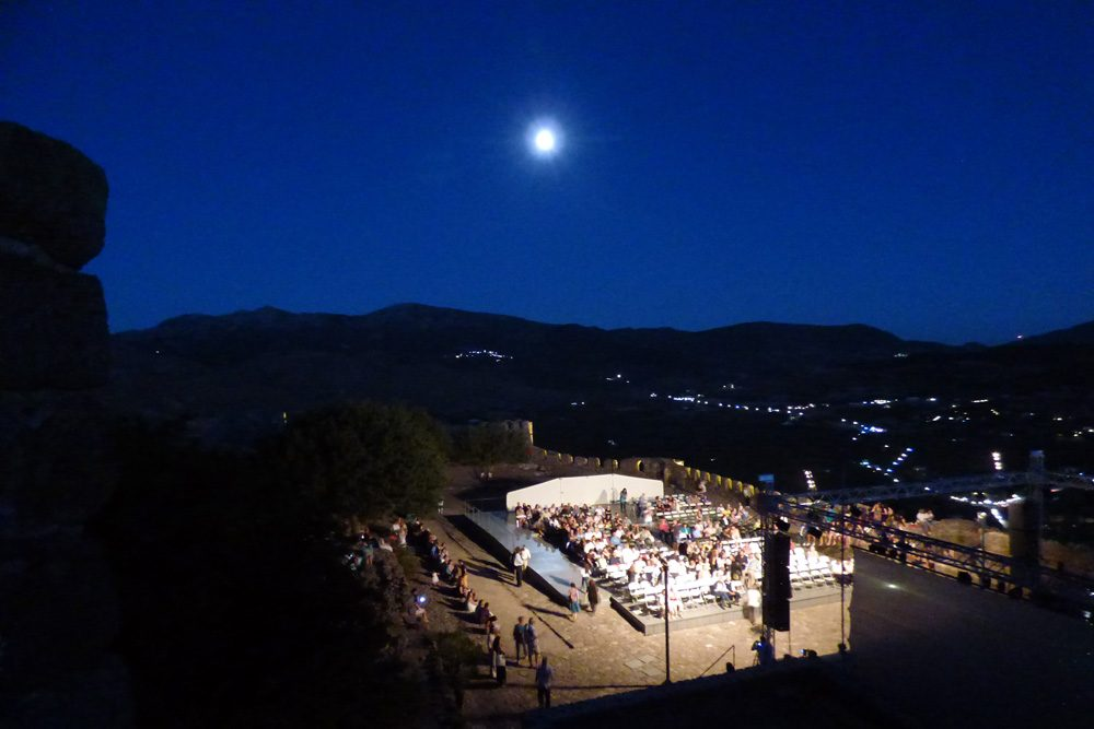 Molyvos International Music Festival 2016