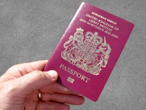 Passport control inMytilene