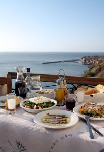 Some examples of Lesvos gastronomy