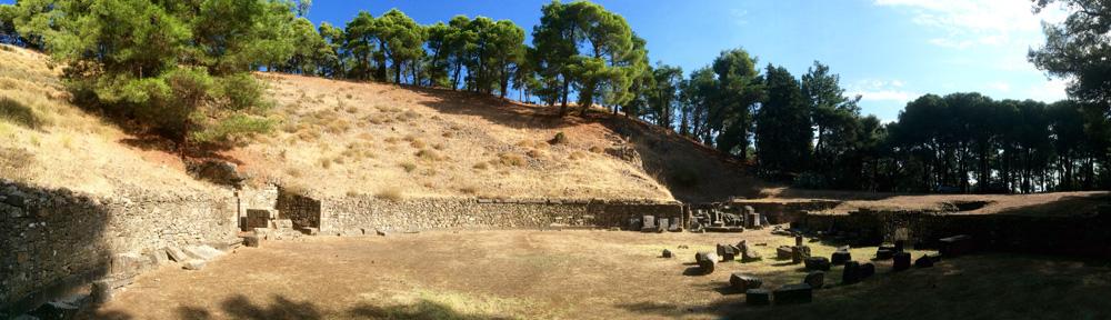 Ancient Theatre of Mytilene