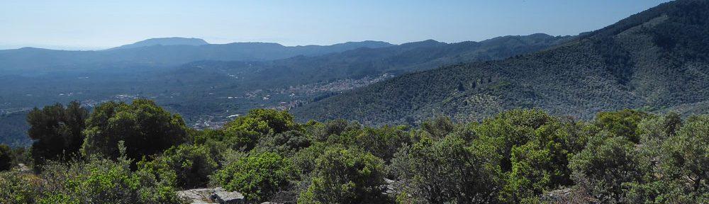 Geocaching on Lesvos